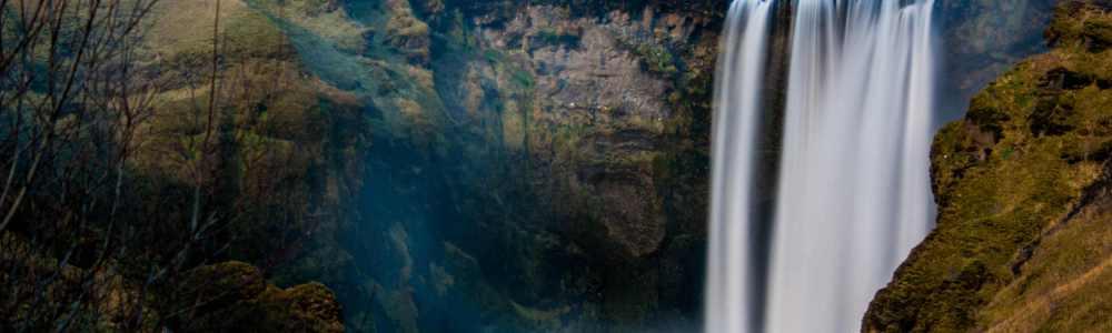 Cascadas de Islandia, el país que rebosa agua