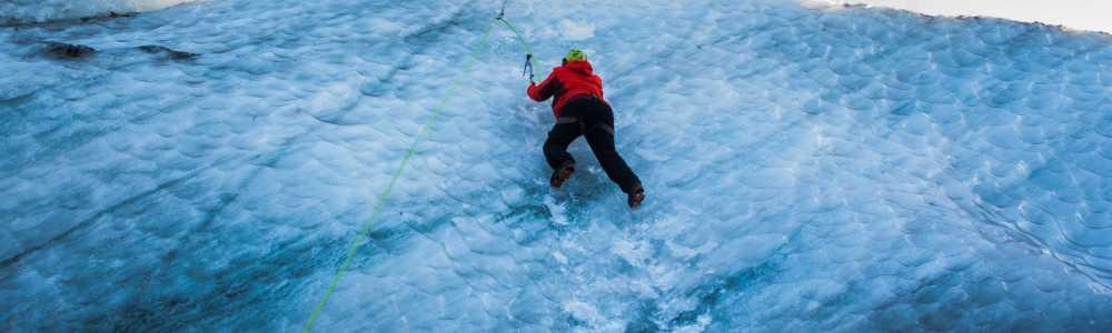 ¡Jon Snow, espera que me paso a saludar! | Escalada en hielo en Islandia