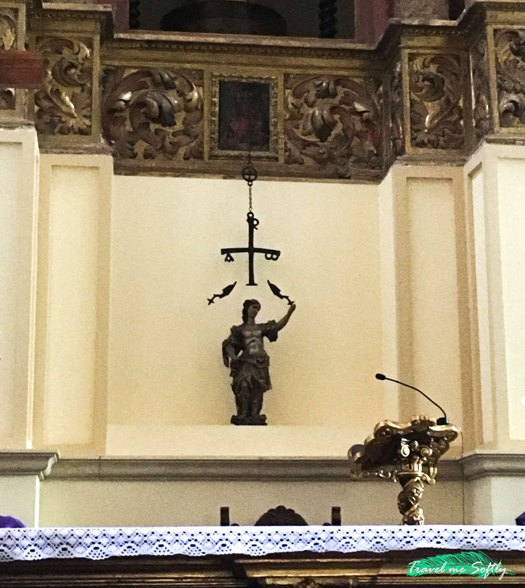 cruz de begastri cehegín