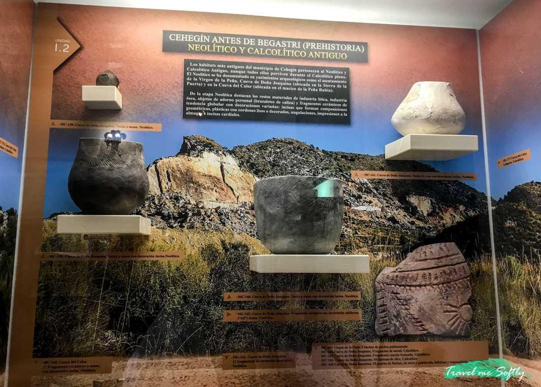 restos prehistoricos de cehegín