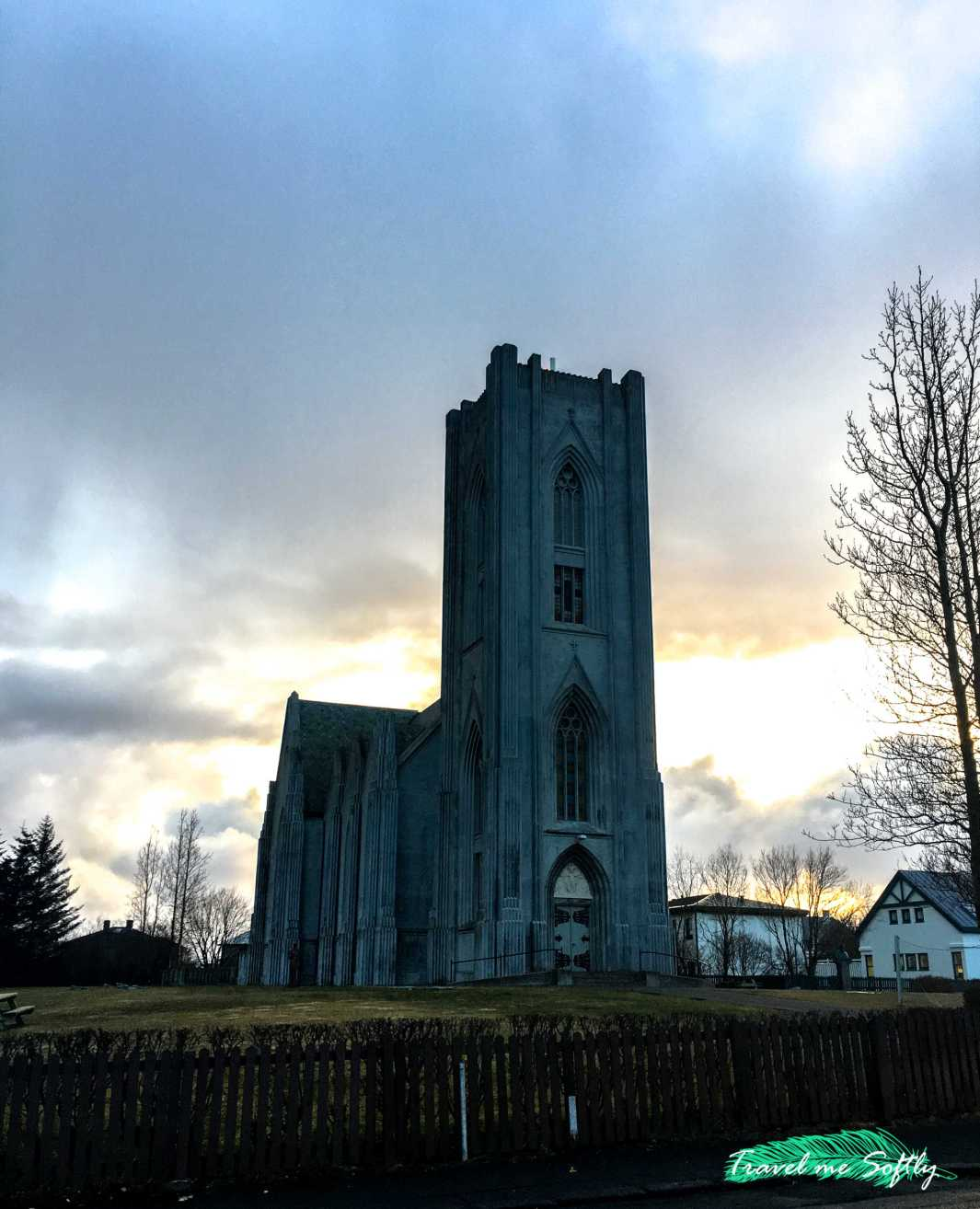 Catedral cristo rey qué hacer en reikiavik