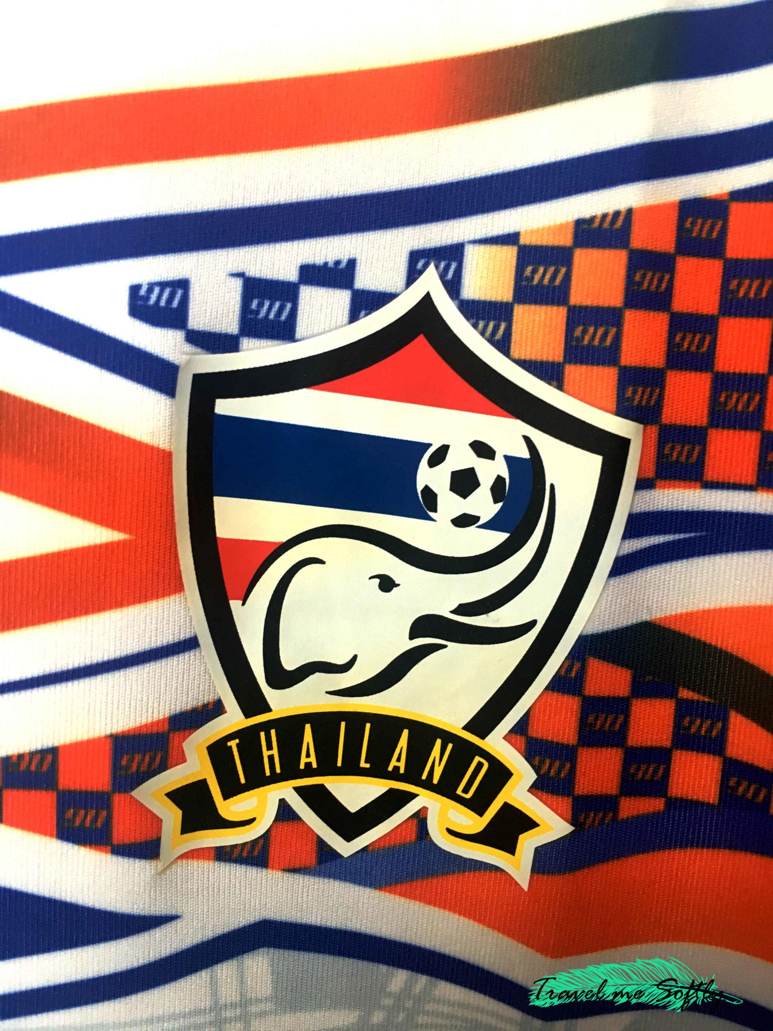 camisetas de fútbol en bangkok