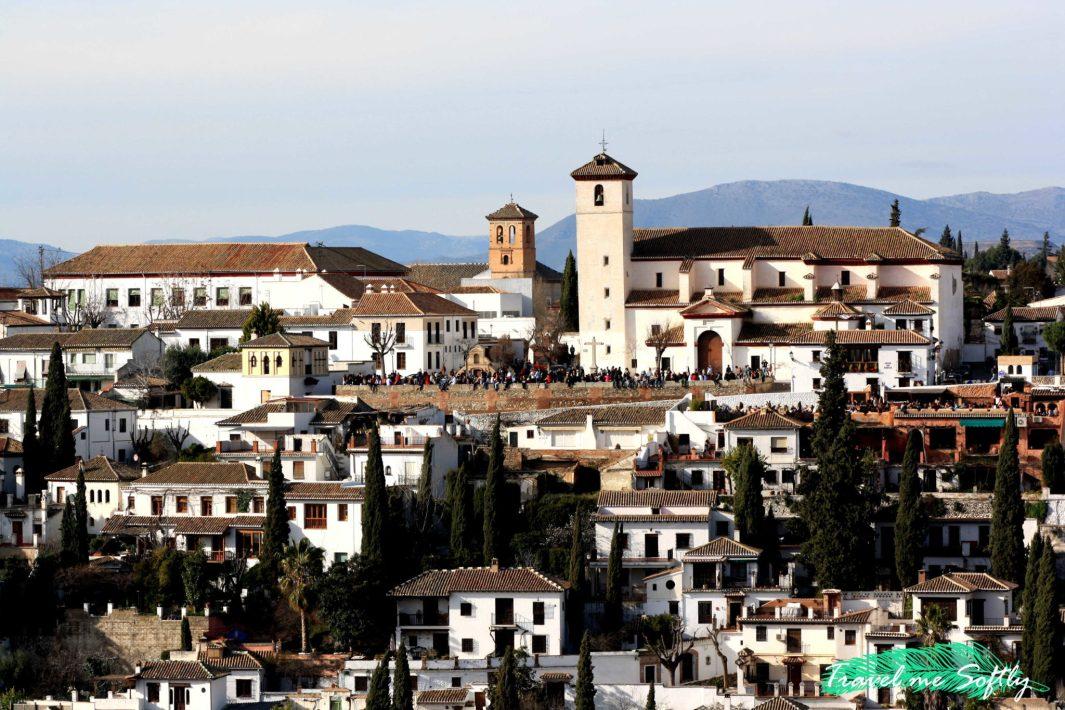 Granada para hacer rutas en bici de montaña albaicín