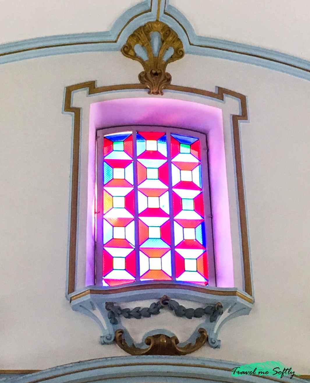 vidriera casa jaspe de cehegín