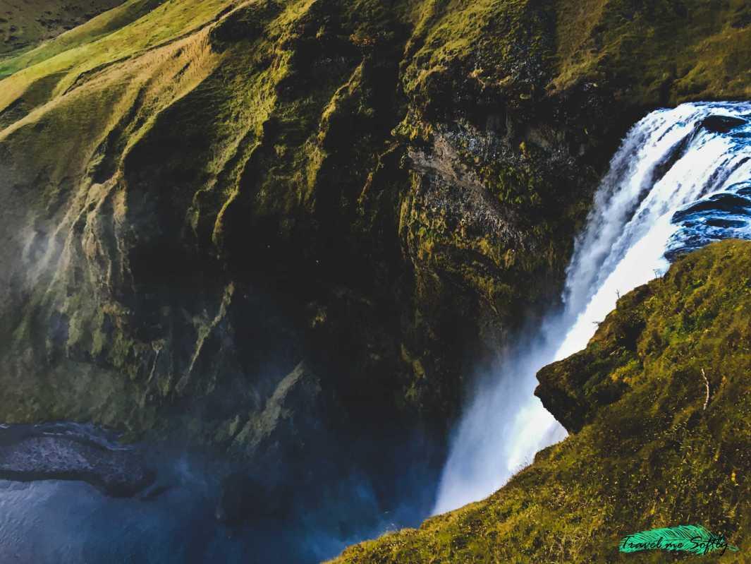 Skogafoss imágenes de islandia