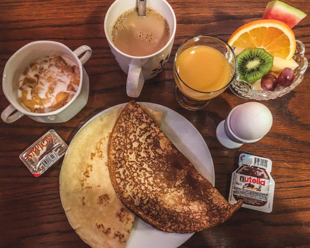 alojamiento en islandia con desayuno