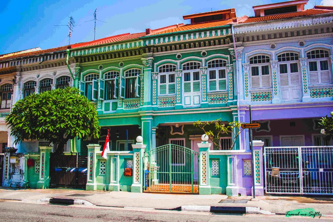 peranakan houses singapur en dos dias l