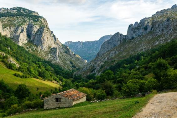 lugares de España natural