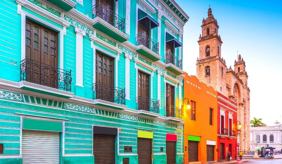 25 Instagrammable Things to See in Merida Mexico + Free Map