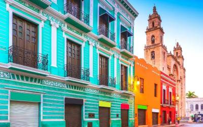 44 Instagrammable Things to Do in Merida + Free Map