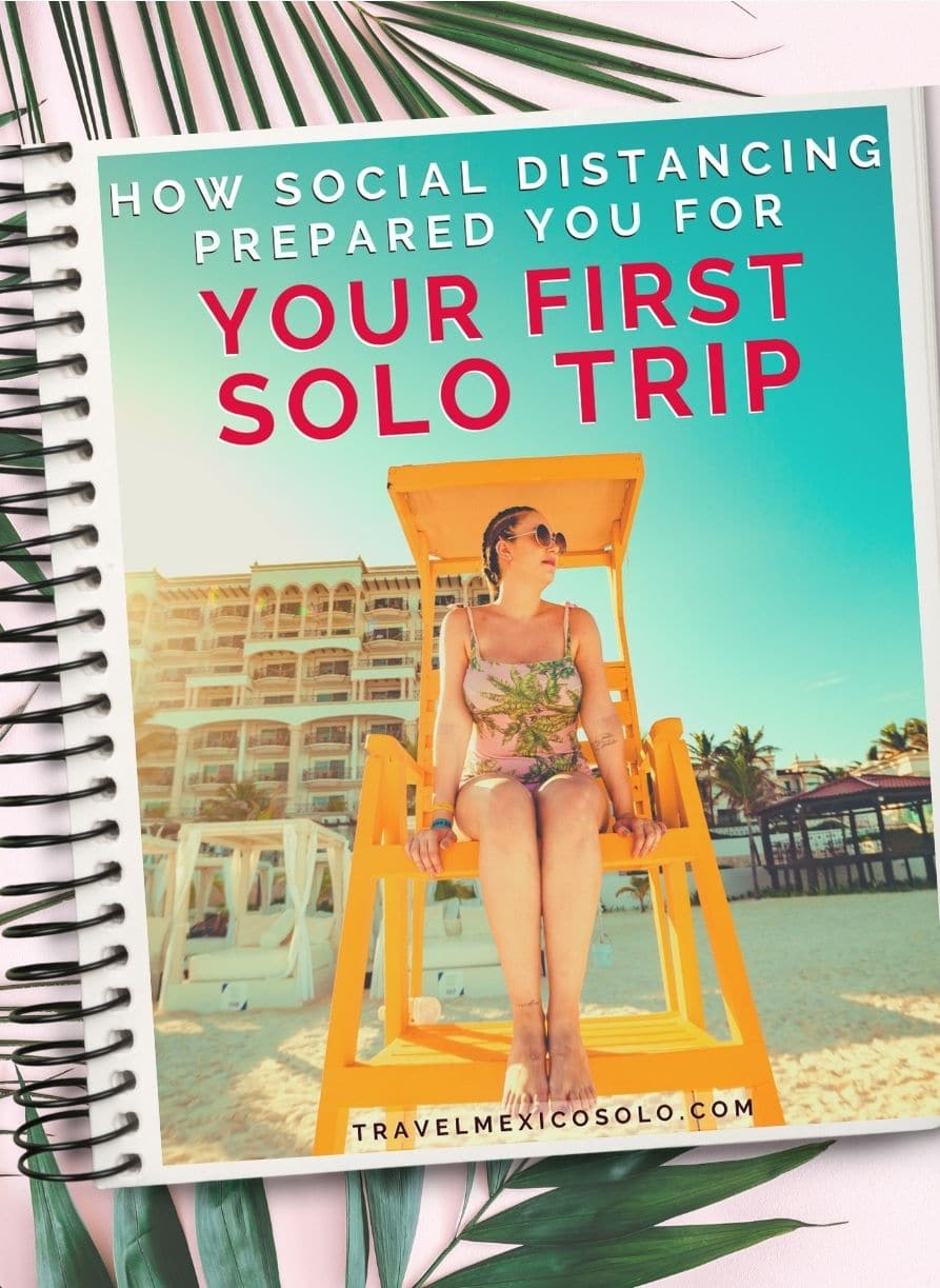Cover of How Social Distancing Prepared You For Solo Travel