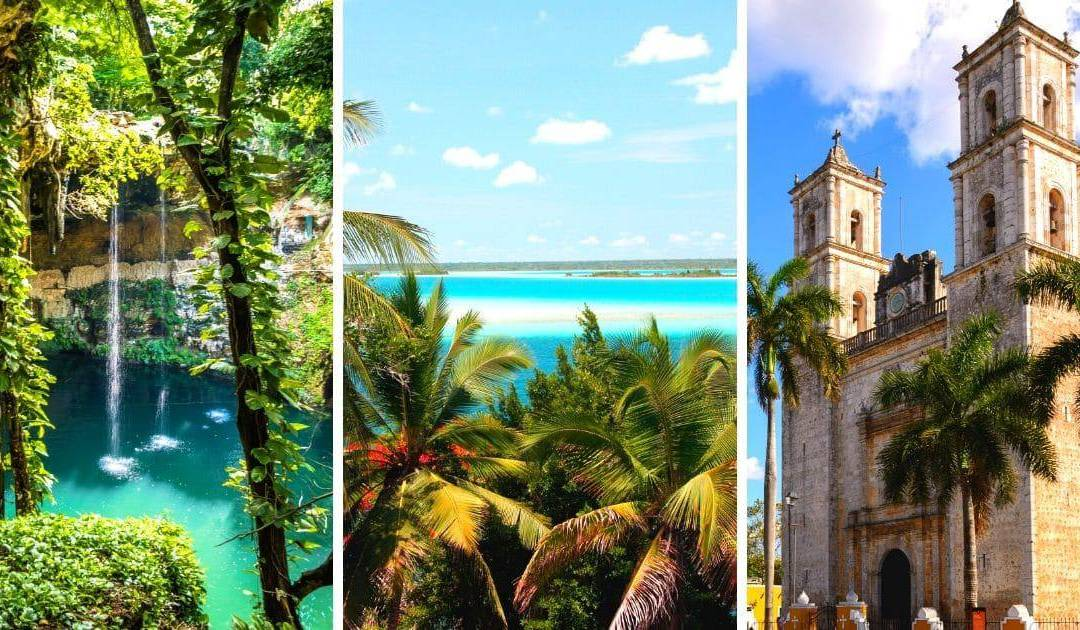 The 25 Must See Yucatan Peninsula Travel Destinations in 2021