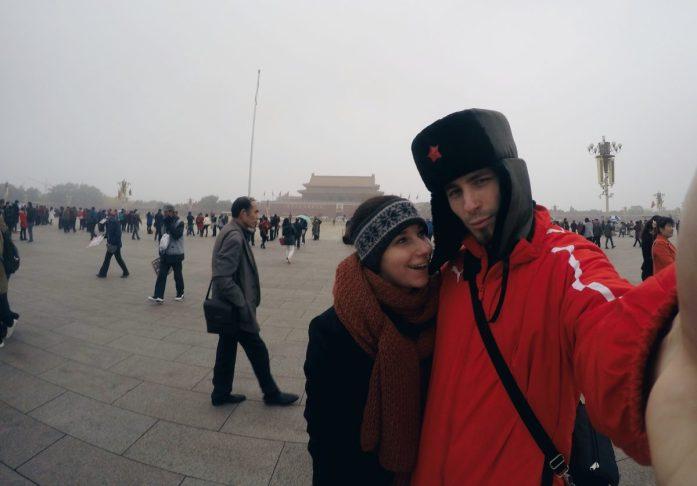 V&d a Pechino