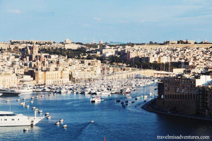 Three Cities Malta