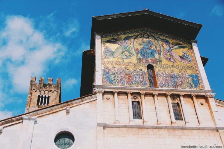 Basilica da visitare a Lucca