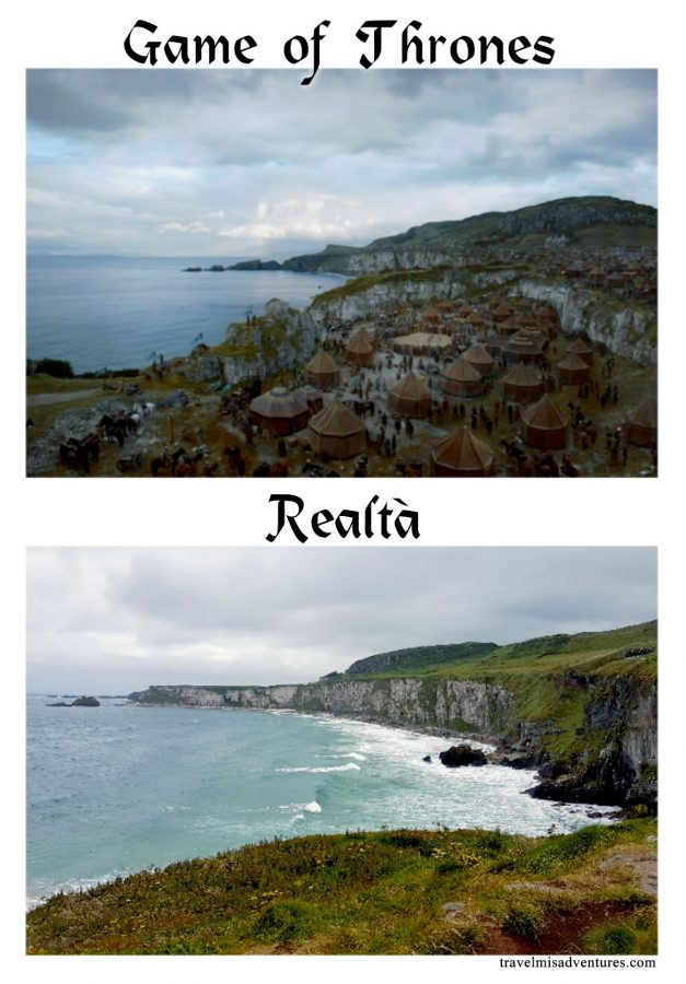 Locations Game of Thrones