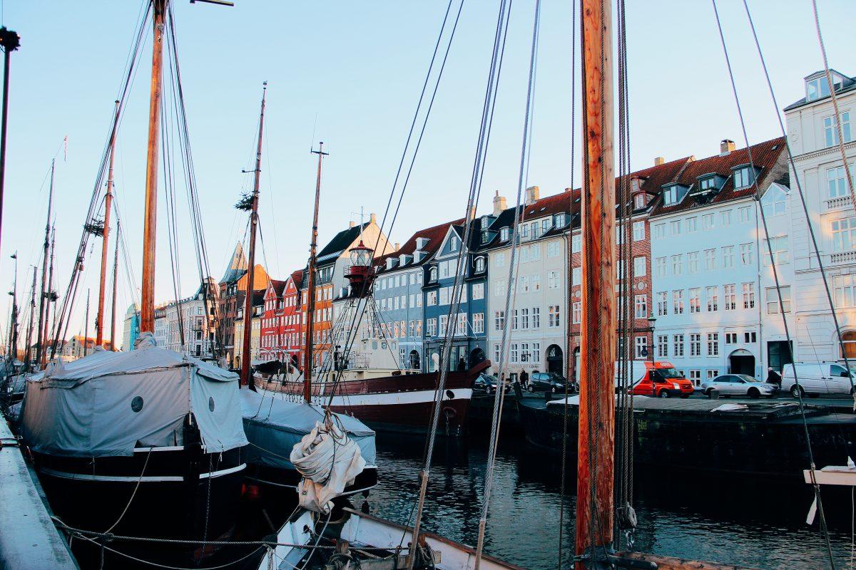 4 giorni a Copenaghen: itinerario classico