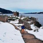 Castello-di-Urquhart-Scozia-in-inverno