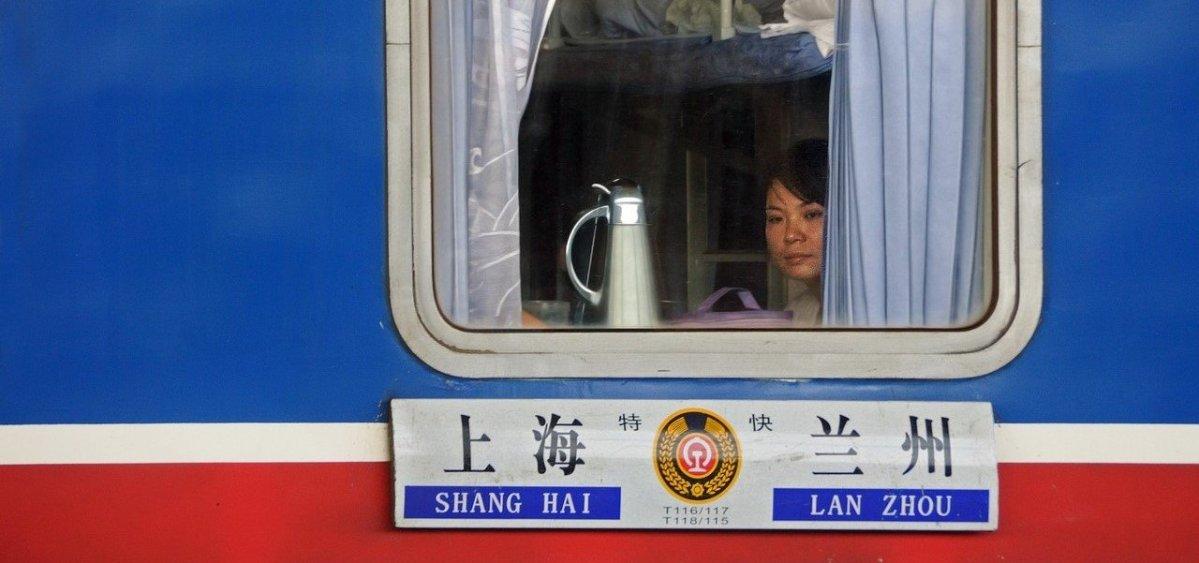 La vita parallela sui treni notturni in Cina