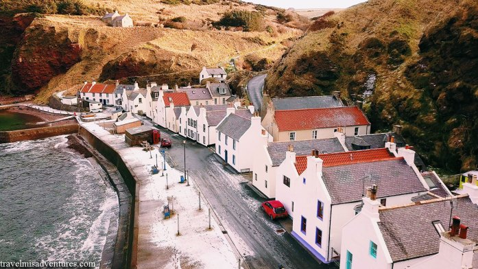 Pennan-Scozia