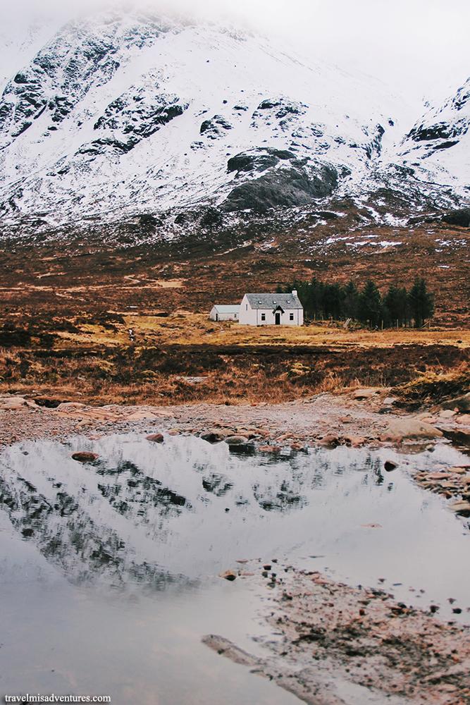 Glencoe-Scozia-in-inverno