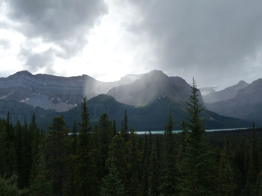 Banff Icefields Parkway