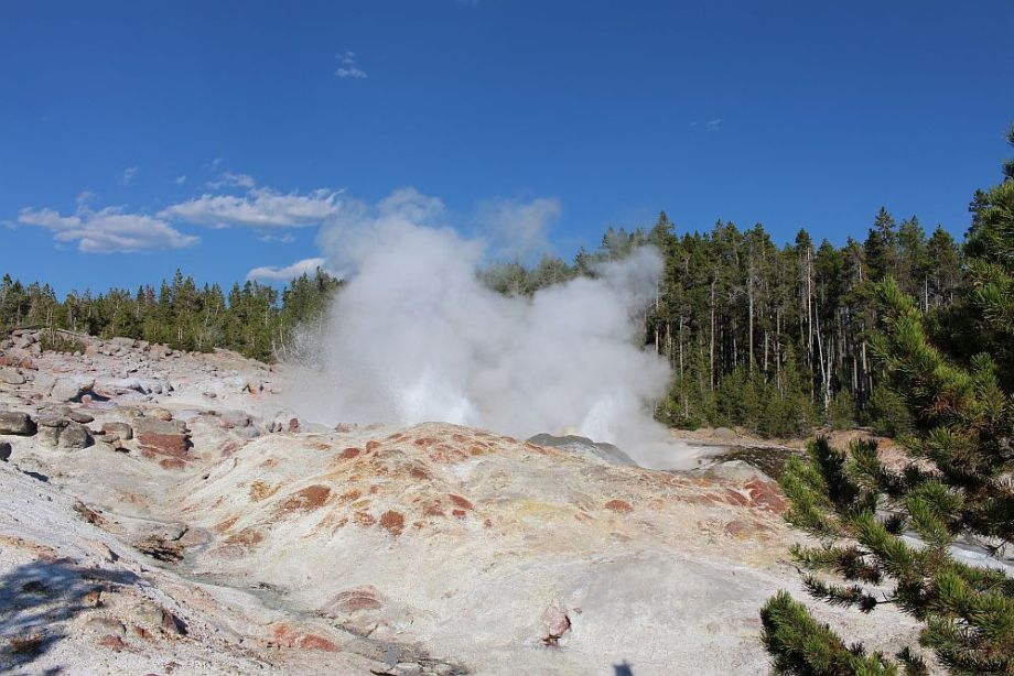 Yellowstone Norris