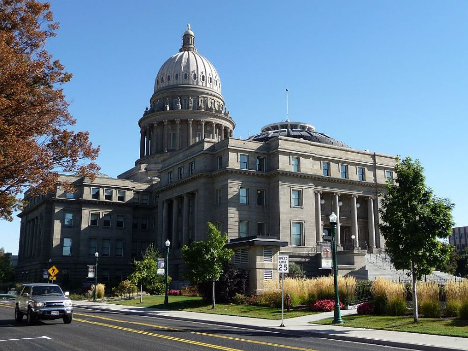 Boise State Capitol