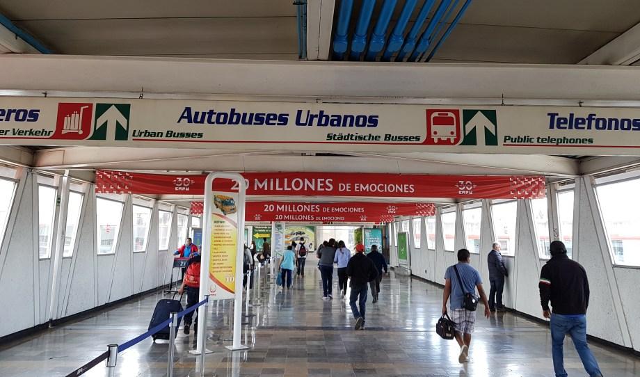 Puebla Bus-Terminal