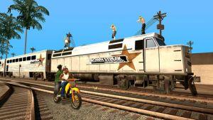 GTA San Andreas iOS
