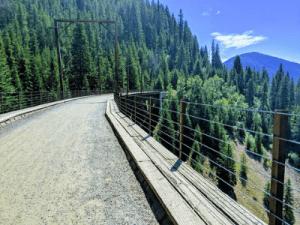 Montana-Idaho-Washington Biking Vacation