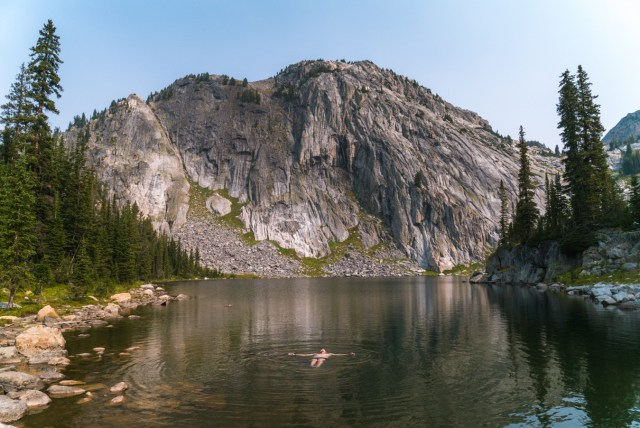 The Beaten Path Backpacking Trail in Montana