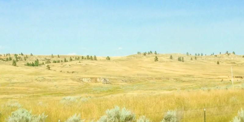 Eastern Montana Hills