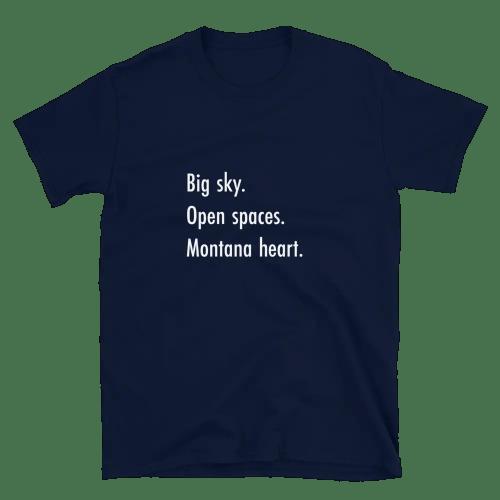 Montana T-Shirts