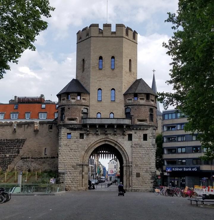 Koln - Medieval Gate
