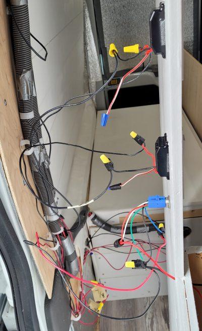 van wiring