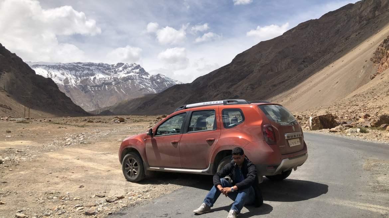 Kaza Roads