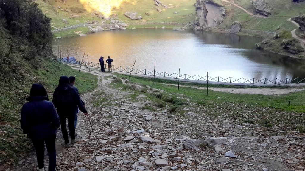 Sarehul Lake