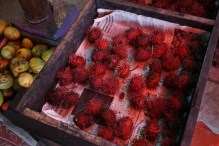 delicious lychees