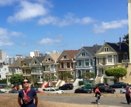 San Francisco Painted Ladies