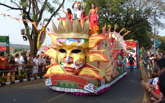 what to expect in goa carnival festival in 2014 get online latest