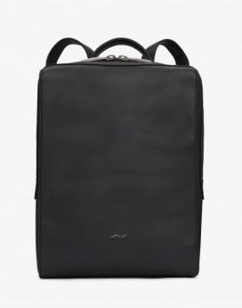 Matt and Nat Kowloon Backpack Dwell Collection Black Front