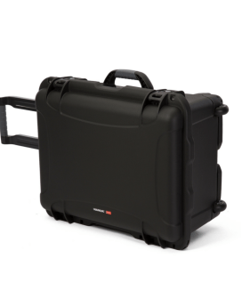 Nanuk 950 Wheeled Case Black Front 1