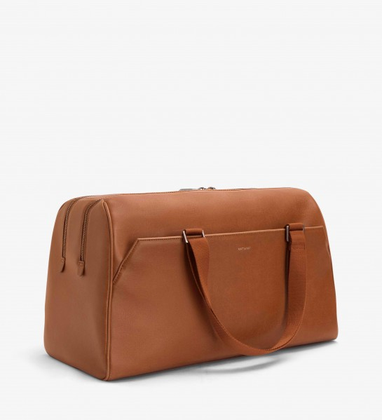 Matt and Nat Blake Weekender Bag Vintage Collection Chili Side