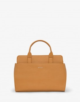 Matt and Nat Gloria SM Satchel Dwell Collection Sand Front