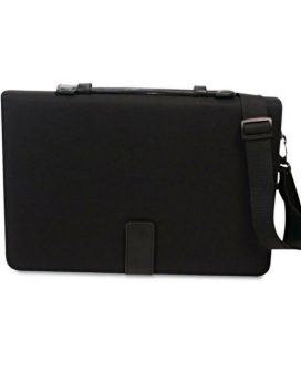 Bond Street Carrying Case 465600 Black Front