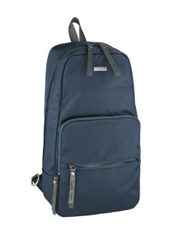 Bugatti Contratempo Sling Backpack 49839005 Blue Front