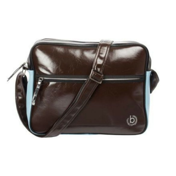 Bugatti Gioco Messenger Bag MSG49823602 Brown