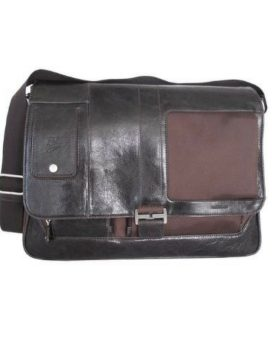 Mouflon Otello Messenger Bag 3SY3036 Brown Front