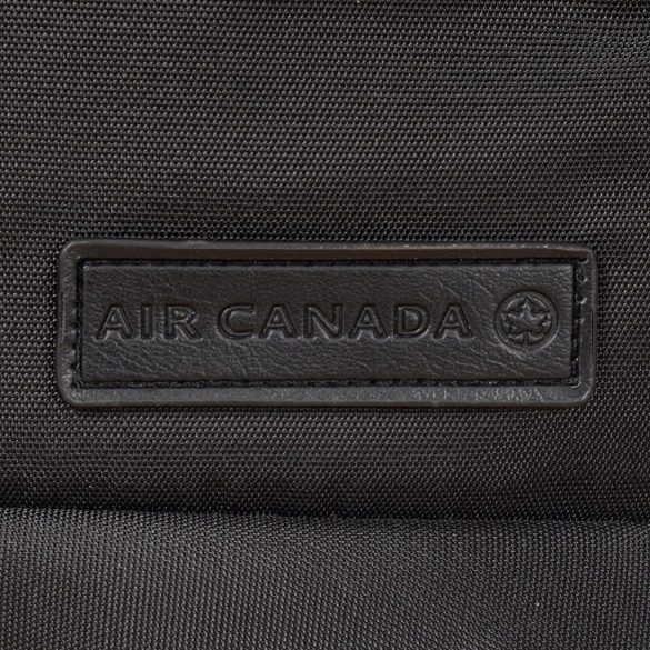 Air Canada Carry-On Business Laptop Backpack A2108 Black Logo 2